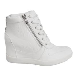 Cipők 22753 Fehér