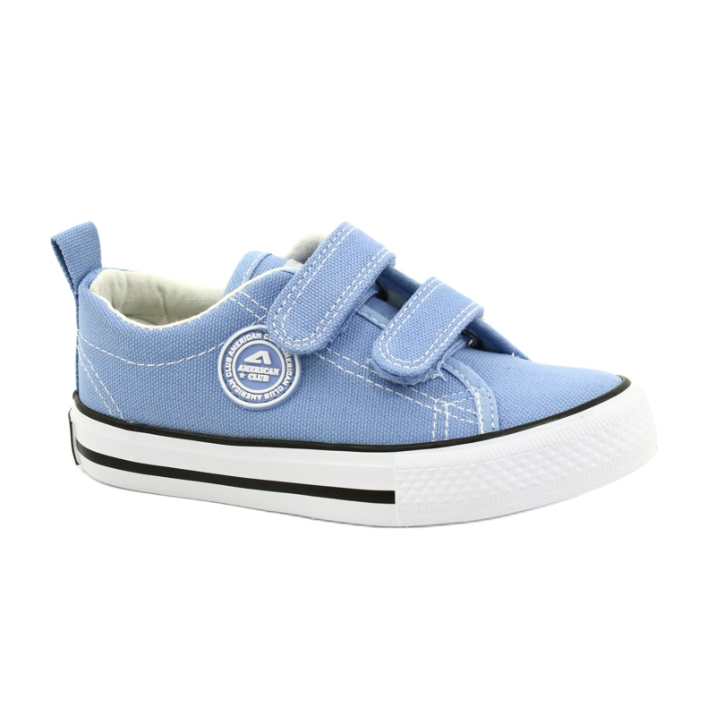 Amerikai kék cipők American Club LH64 / 21