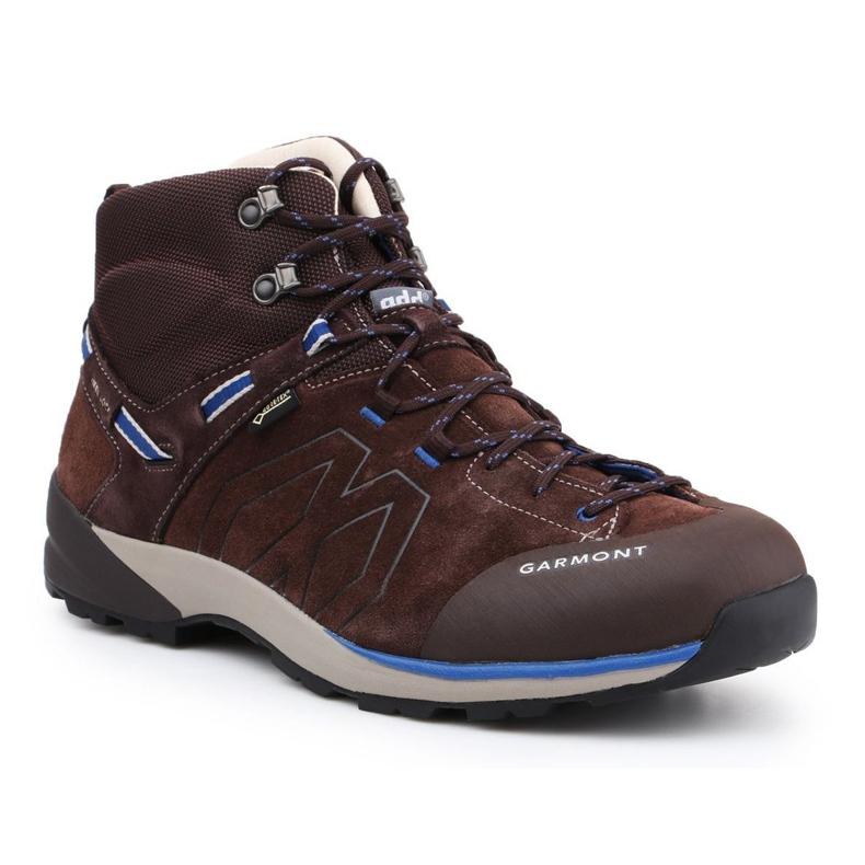 Garmont Santiago Gtx M 481240-217 cipő barna kék