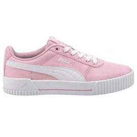 Puma Carina Cv W 368669 06 rózsaszín