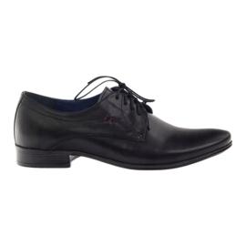 Férfi cipő Nikopol 1597 fekete