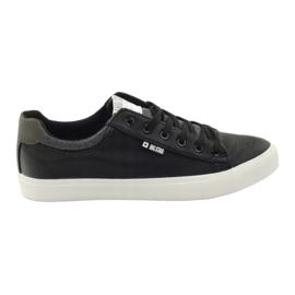 Big Star cipők tréner 174004 cz fekete