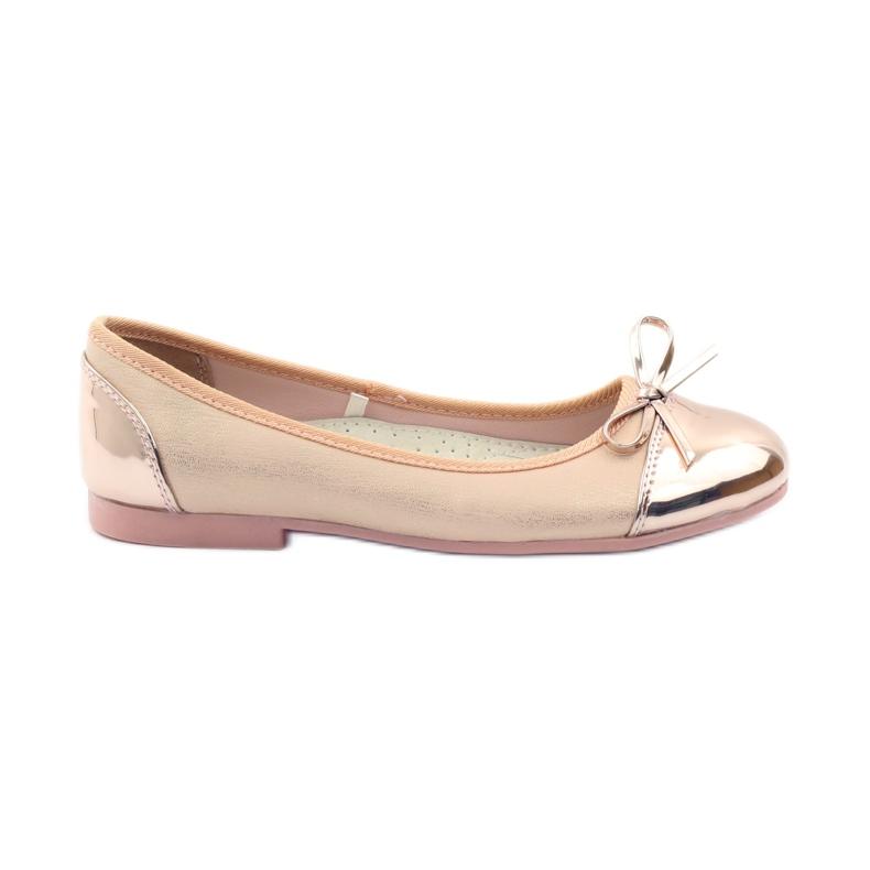 American Club Balerinas cipő amerikai íjjal