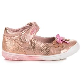 American Club Rózsaszín amerikai tavaszi cipő