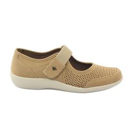 Szuper kényelmes Aloeloe cipő barna