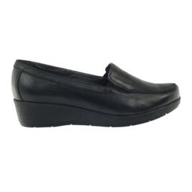Alacsony sarkú cipő Angello 1720 fekete