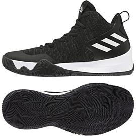 Kosárlabda cipő adidas Explosive Flash fekete