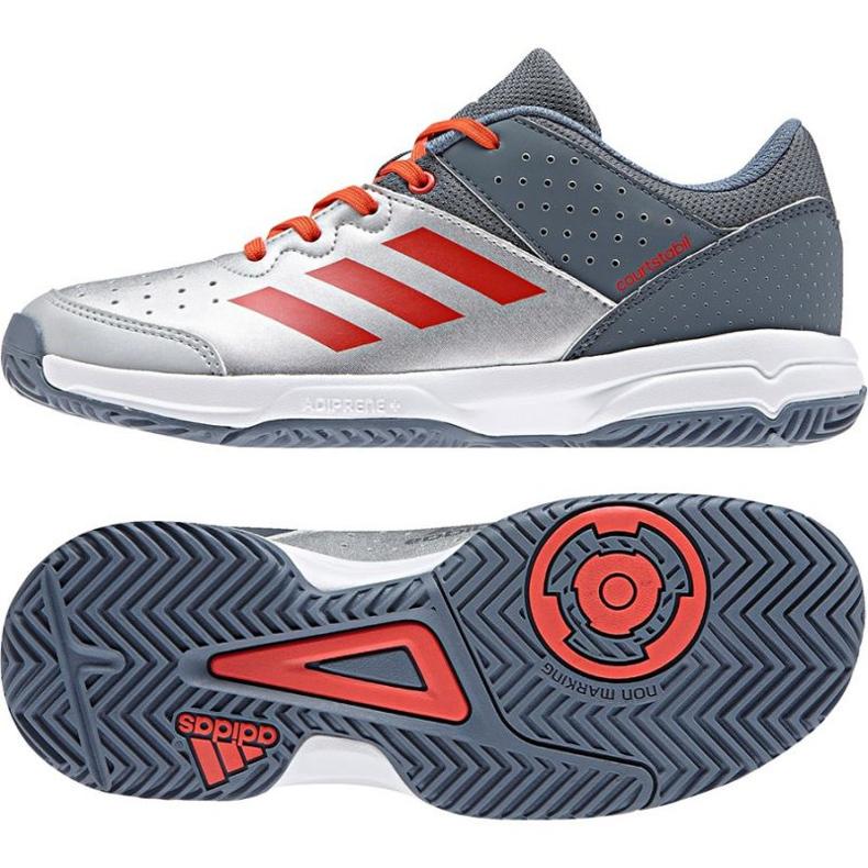 Beltéri cipő adidas Court Stabil Jr BB6345