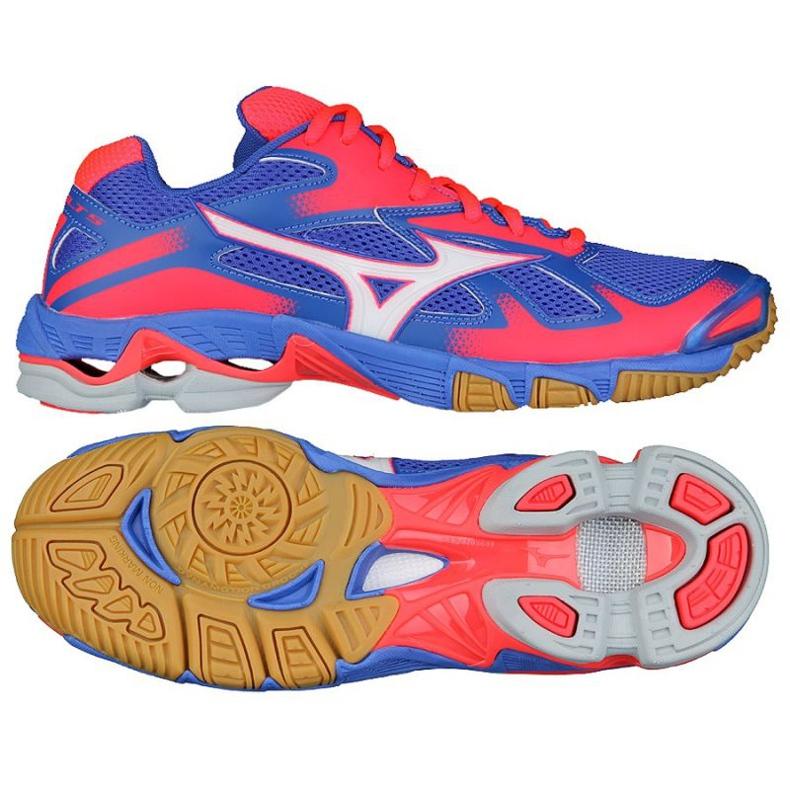 Mizuno Wave Bolt 5 W röplabda cipő kék