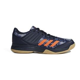 Adidas Ligra 5 M BB6124 röplabda cipő sötétkék haditengerészet