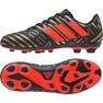Adidas Nemeziz Messi 17.4 Fg Jr CP9210 futballcipő fekete fekete, arany