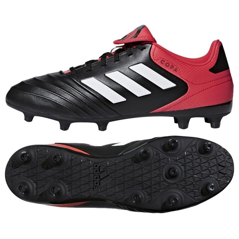 Foci cipő adidas Copa 18.3 Fg M CP8957 fekete fekete
