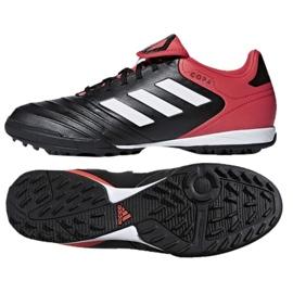 Adidas Copa Tango 18.3 Tf M CP9022 futballcipő fekete fekete