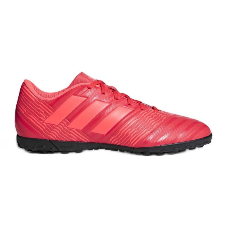 Adidas Nemeziz Tango 17.4 Tf M CP9060 futballcipő piros sokszínű