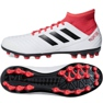 Adidas Predator 18.3 Ag M CP9307 futballcipő fehér fehér