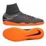 Nike Hypervenom PhantomX 3 Academy Df Ic M AH7274-081 futballcipő szürke / ezüst szürke