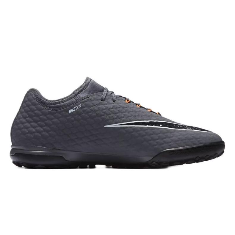 Nike Hypervenom PhantomX 3 Pro TF M AH7283-081 futballcipő szürke