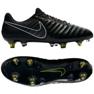 Labdarúgás cipő Nike Tiempo Legend 7 fekete
