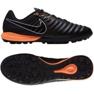 Nike Tiempo Lunar LegendX futballcipő fekete