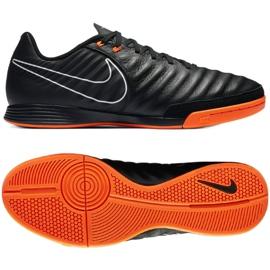 Labdarúgás cipő Nike Tiempo LegendX 7 fekete
