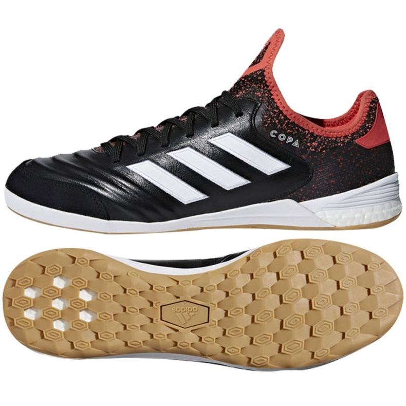 Beltéri cipő adidas Copa Tango 18.1 Az M CP8981-ben fekete fekete