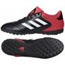 Adidas Copa Tango 18.4 Tf M CP8975 futballcipő fekete fekete, piros