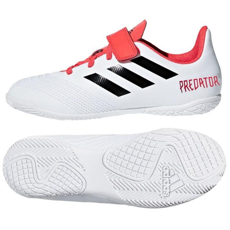 Adidas Predator Tango beltéri cipő 18.4 fehér
