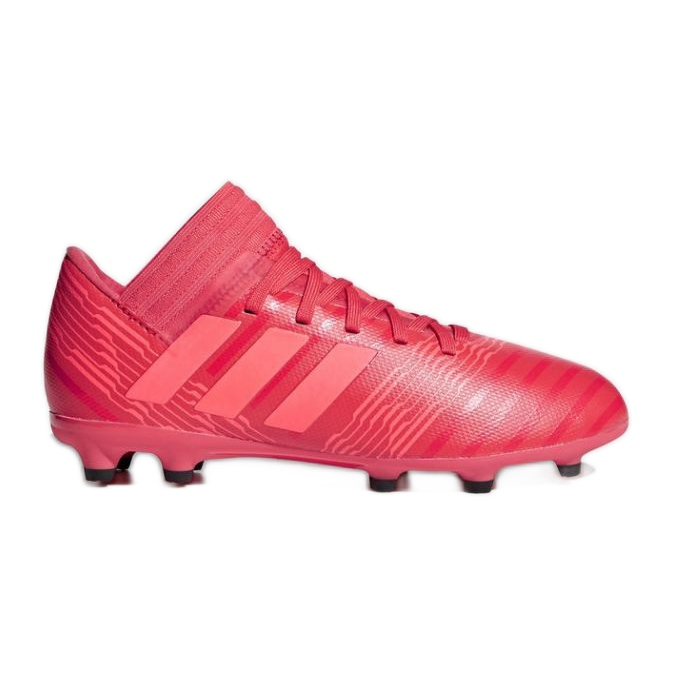 Adidas Nemeziz 17.3 Fg Jr CP9166 futballcipő piros piros