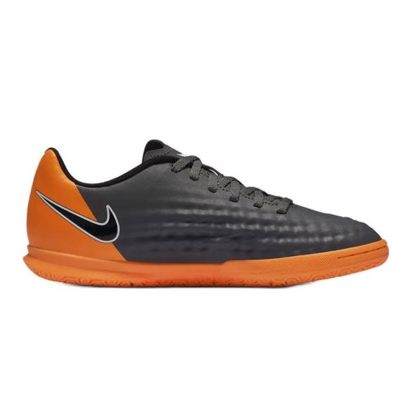Nike Magista ObraX 2 Club IN Jr AH7316-080 beltéri cipő szürke