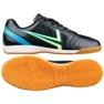 Atletico In Jr 7336 futballcipő fekete