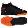Beltéri cipő Nike Mercurial SuperflyX 6 Academy Gs Ic Jr AH7343-081 fekete narancs