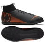 Nike Mercurial Superflyx 6 Club beltéri cipő fekete