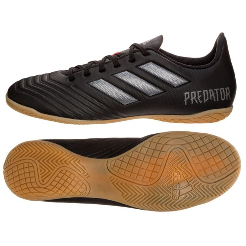 Adidas Predator Tango M CP9276 futballcipő fekete fekete