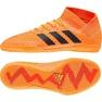 Adidas Nemeziz Tango 18.3 IN Jr DB2373 futballcipő narancs
