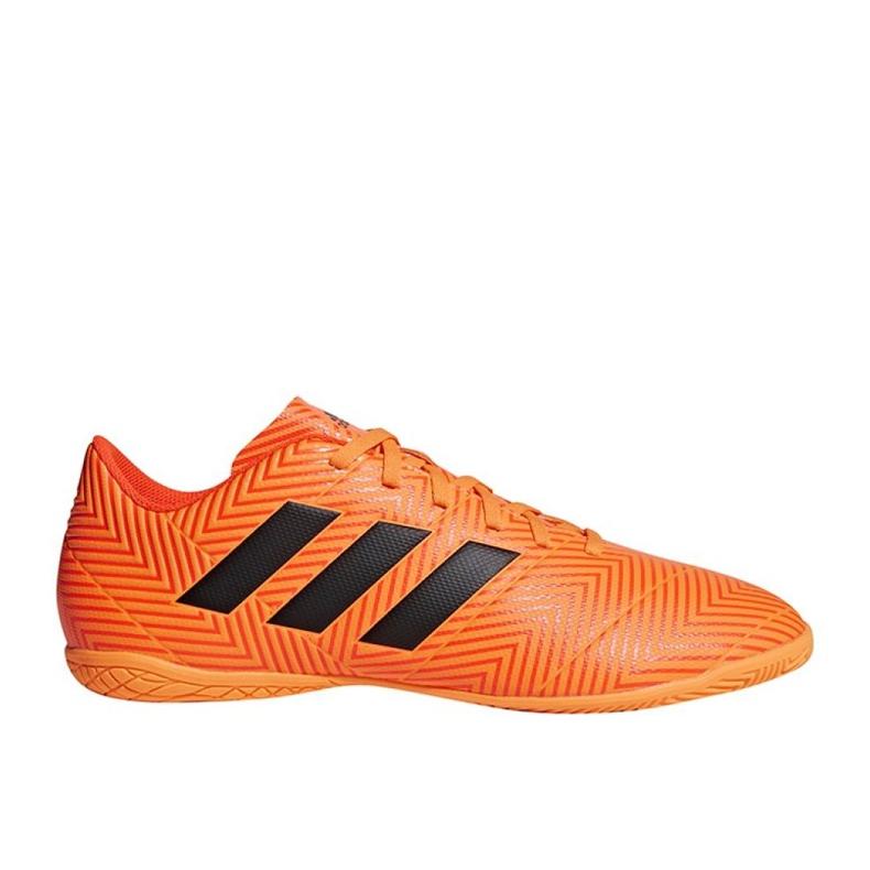 Adidas Nemeziz Tango 18.4 az M DA9620 futballcipőben narancs narancs