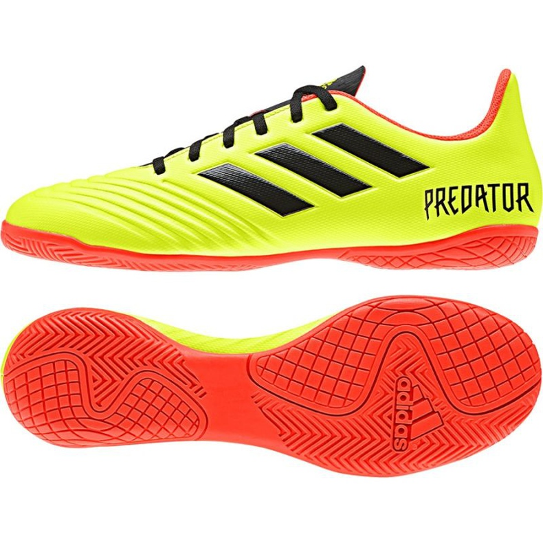 Adidas Preadator Tango 18.4 IN M DB2138 futballcipő