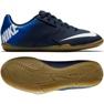 Nike Bombax Ic M 826485-414 beltéri cipő haditengerészet