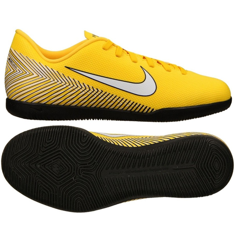 Nike Mercurial Vapor 12 futballcipő sárga sárga
