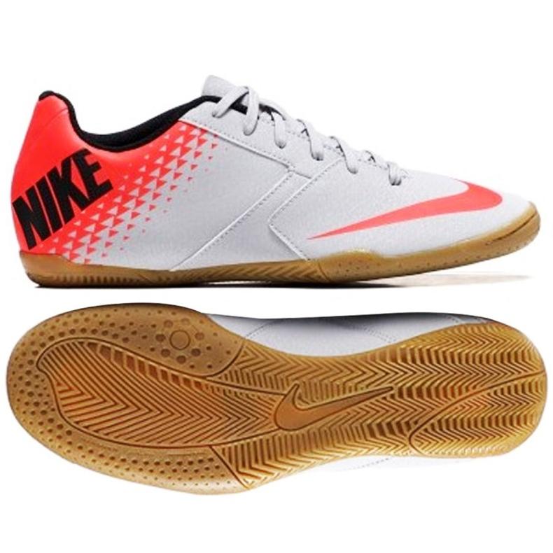 Beltéri cipő Nike Bombax Ic M 826485-006 fehér fehér
