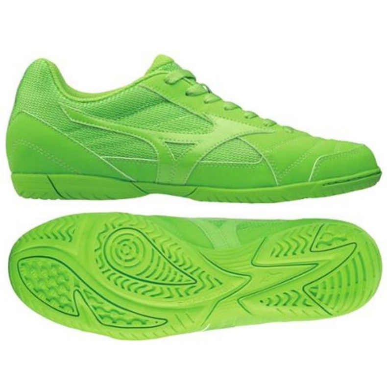 Mizuno Sala Club 2 In M beltéri cipő zöld