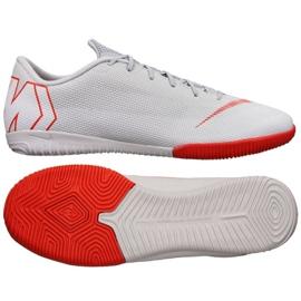 Nike Mercurial Vapor IC M AH7383-060 beltéri cipő fehér