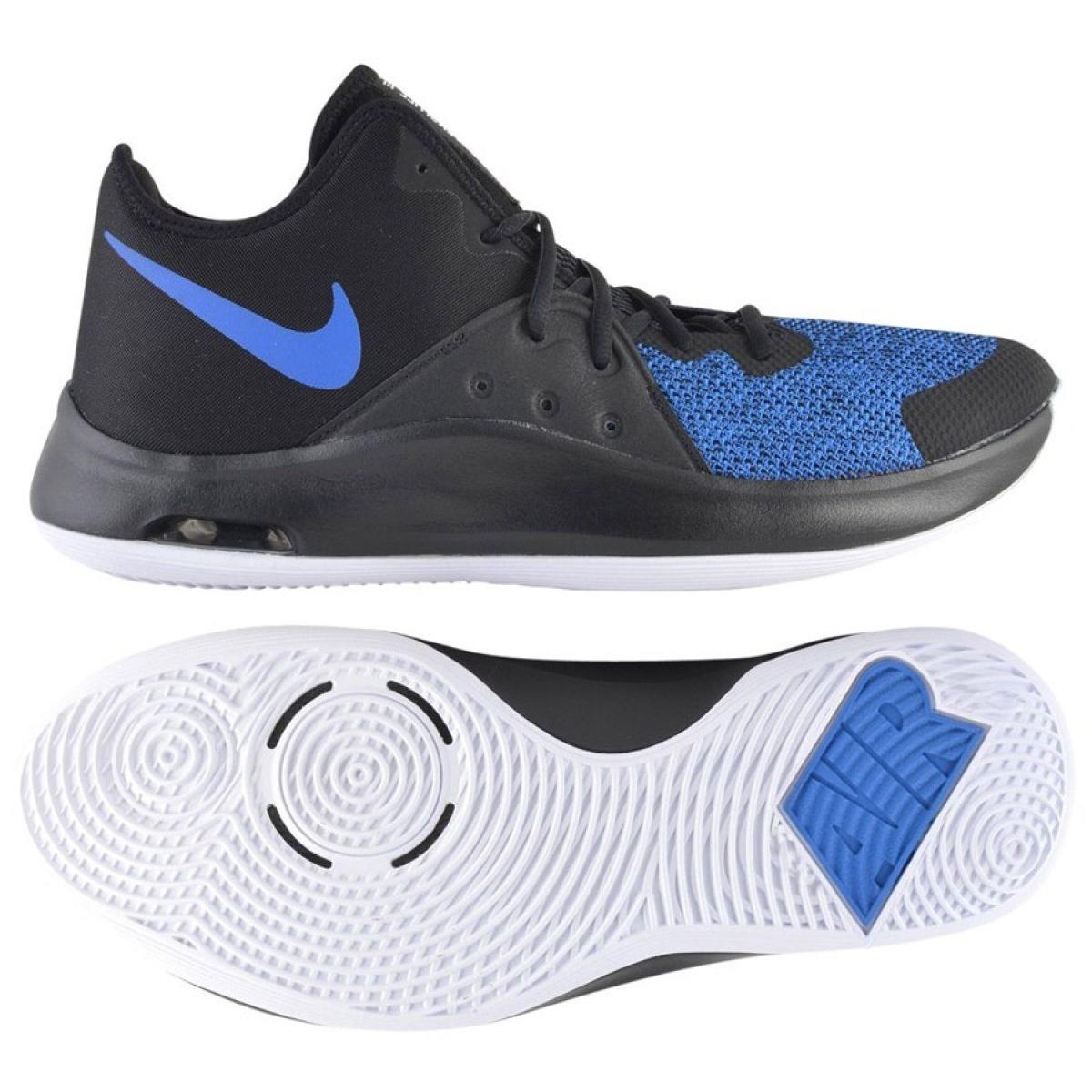 Kosárlabda cipő Nike Air Versitile Iii M AO4430 004 haditengerészet sötétkék