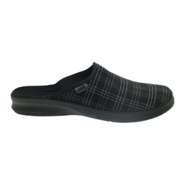 Befado férfi cipő papucs 548m011 papucs fekete