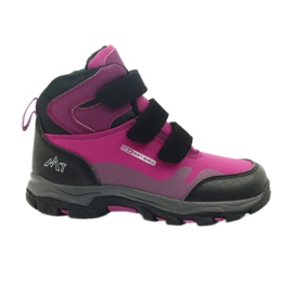 Mttrek Tépőzáras cipő MT TREK 011 fukszia