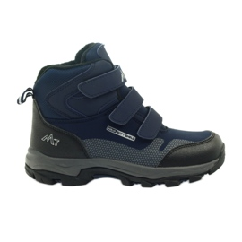 Mttrek Tépőzáras cipő MT TREK 012 haditengerészet