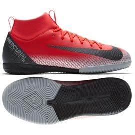 Nike Mercurial Superfly 6 beltéri cipő piros