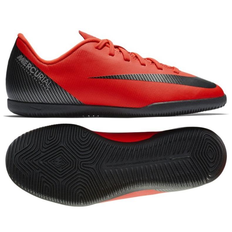Nike Mercurial Vaporx 12 beltéri cipő piros