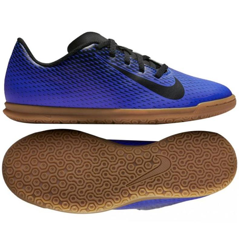 Nike Bravatax Ii Ic Jr 844438 400 cipő kék