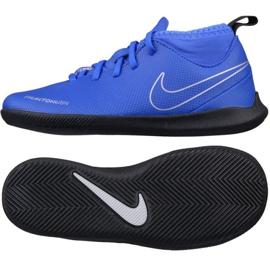 Beltéri cipő Nike Phantom Vsn Club Df kék
