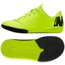 Nike Mercurial VaporX 12 Academy Ps Ic Jr AH7352-701 beltéri cipő sárga sárga